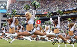 Seattle Seahawks Cheerleaders Videos