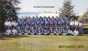 Seattle Seahawks Team History