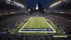 Seattle Seahawks Home Stadium at CenturyLink Field