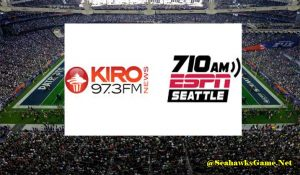 Seattle Seahawks Live Radio Streaming