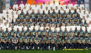 Seattle Seahawks Players