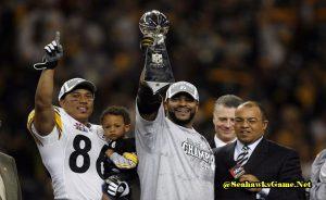 Seattle Seahawks Super Bowl 2005