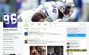 Seattle Seahawks Official Twitter Page Fans