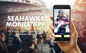 Seattle Seahawks Apps 2017