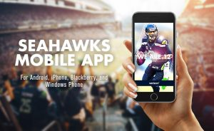 Seattle Seahawks Apps 2017