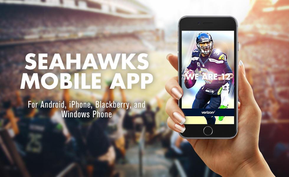 Seattle Seahawks Apps