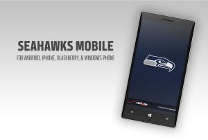 SEAHAWKS MOBILE apps