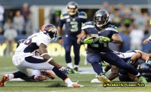 Denver Broncos vs Seattle Seahawks Rivalry
