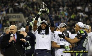 Seattle Seahawks NFC Championship