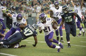 Seahawks vs Vikings Preseason Week 2