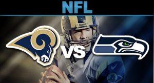 Week 5 Seahawks vs Rams NFL Action Prediction